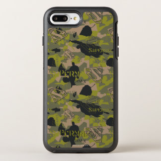 Camouflage Collage OtterBox Symmetry iPhone 8 Plus/7 Plus Case
