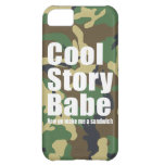 Camouflage Cool Story Babe