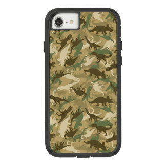 Camouflage Dinosaur Case