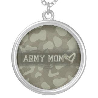 Camouflage Grunge Army Mom Love Jewelry
