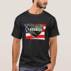 Camouflage Heart Veterans Shirt