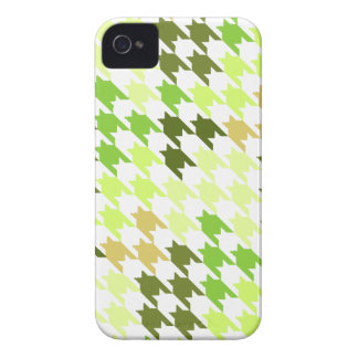 Camouflage Houndstooth iPhone Case