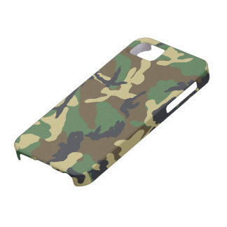 Camouflage iPhone 5 Case-Mate Barely There™ iPhone 5 Case