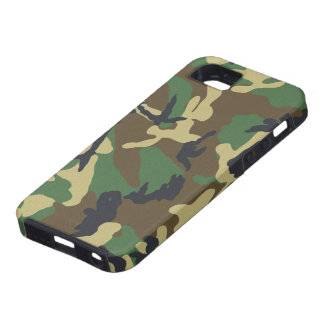 Camouflage iPhone 5 Case-Mate Tough™