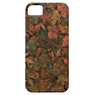Camouflage Leaves Oak Maple Autumn Neutral Leaf iPhone 5 Cases