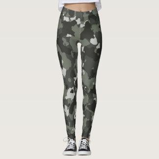 Camouflage Leggings Design