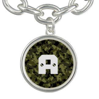 Camouflage military style
