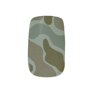 Camouflage Minx Nails Minx Nail Art