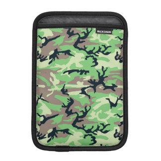 Camouflage Pattern iPad Mini Sleeve