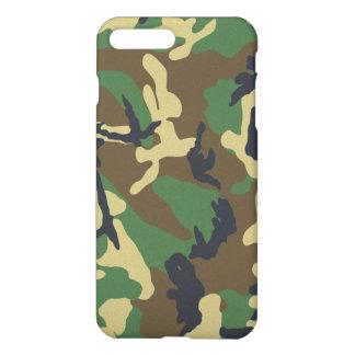 Camouflage Pattern iPhone 8 Plus/7 Plus Case