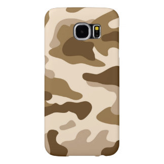 Camouflage Pattern Samsung Galaxy S6 Cases