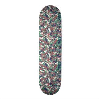 Camouflage Pattern Skateboard Decks