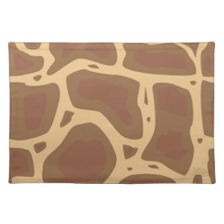 Camouflage Place Mats