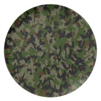 Camouflage Plate