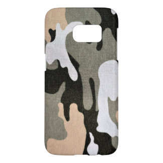 Camouflage Samsung Galaxy S7, Barely There
