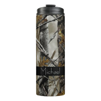 Camouflage Thermal Tumbler