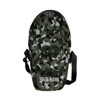 Camouflage Urban Messenger Bags