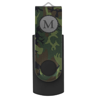 Camouflage USB Flash Drive
