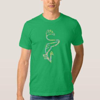 Camouflage Vanwizle Berd T Shirts