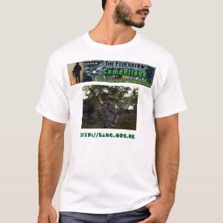 Camouflage X T-Shirt