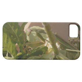 Camouflaged Mantis Case For The iPhone 5
