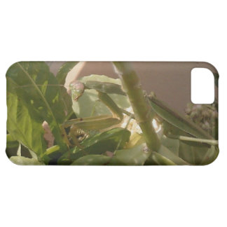 Camouflaged Mantis iPhone 5C Case
