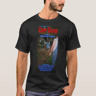 Camp Blood 2007 T-Shirt