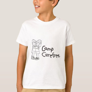 Camp Carefree Products T-Shirt