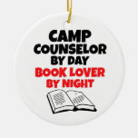 Camp Counsellor by Day Book Lover by Night