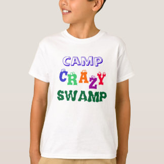 Camp Crazy Swamp T-Shirt