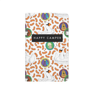 Camp Explosion Notebook Journal