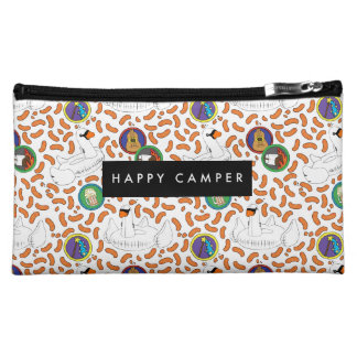 Camp Explosion Pouch Cosmetic Bags