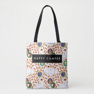 Camp Explosion Tote