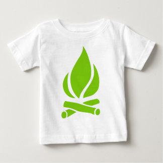 Camp Fire Baby T-Shirt