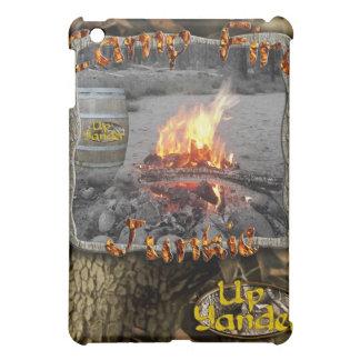 Camp Fire Junkie iPad Mini Case