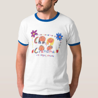 Camp Grandma Grandpa T-Shirt