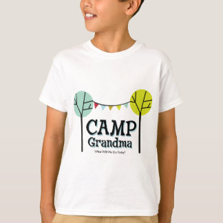 Camp Grandma Penants T-Shirt
