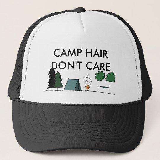 Camp Hair Don't Care Cap