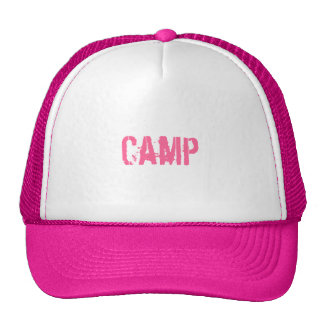 Camp Hat - Pink
