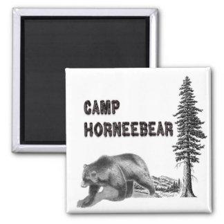 Camp Horneebear Magnet