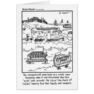 Camp Ickies by Jim Kraft Cards