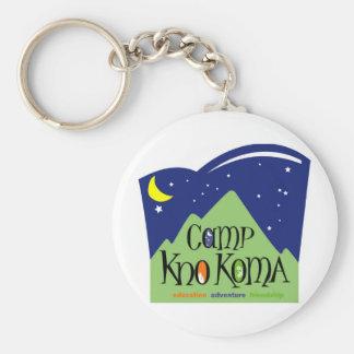 Camp Key Chain
