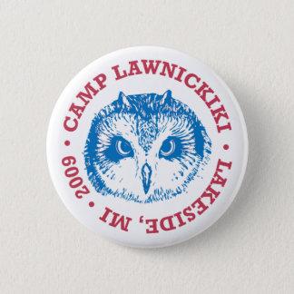 Camp Lawnickiki Button