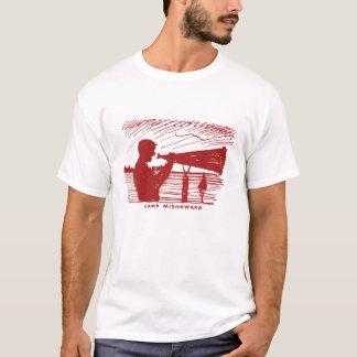 Camp Mishawaka Megaphone T-Shirt