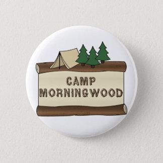 Camp Morningwood 6 Cm Round Badge