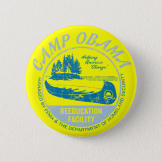 Camp Obama Buttons