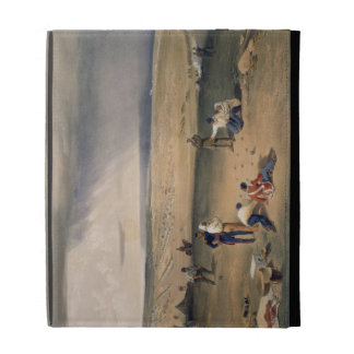 Camp of the Third Division, plate from 'The Seat o iPad Folio Cases