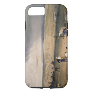 Camp of the Third Division, plate from 'The Seat o iPhone 7 Case