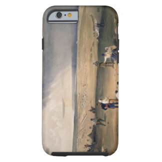 Camp of the Third Division, plate from 'The Seat o Tough iPhone 6 Case