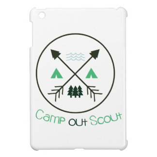 Camp Out Scout Case For The iPad Mini
